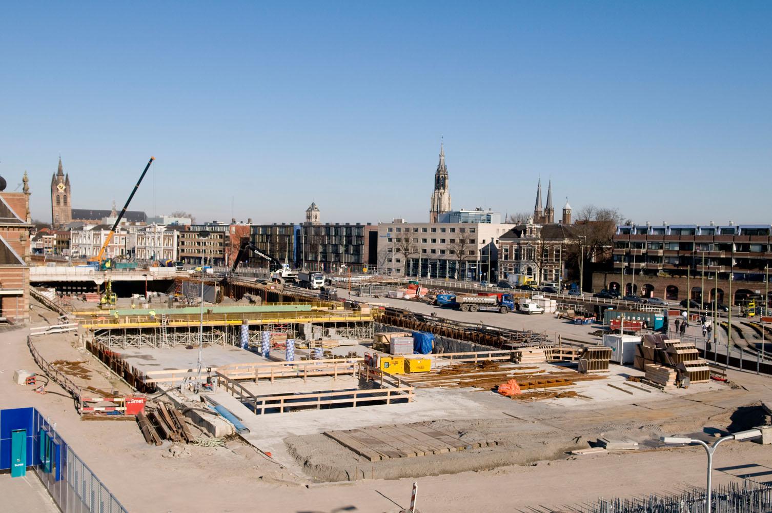 Niestadt-fotografie-Schoonhoven-IDB-groep-bouw-spoorlijn-station-Delft-3