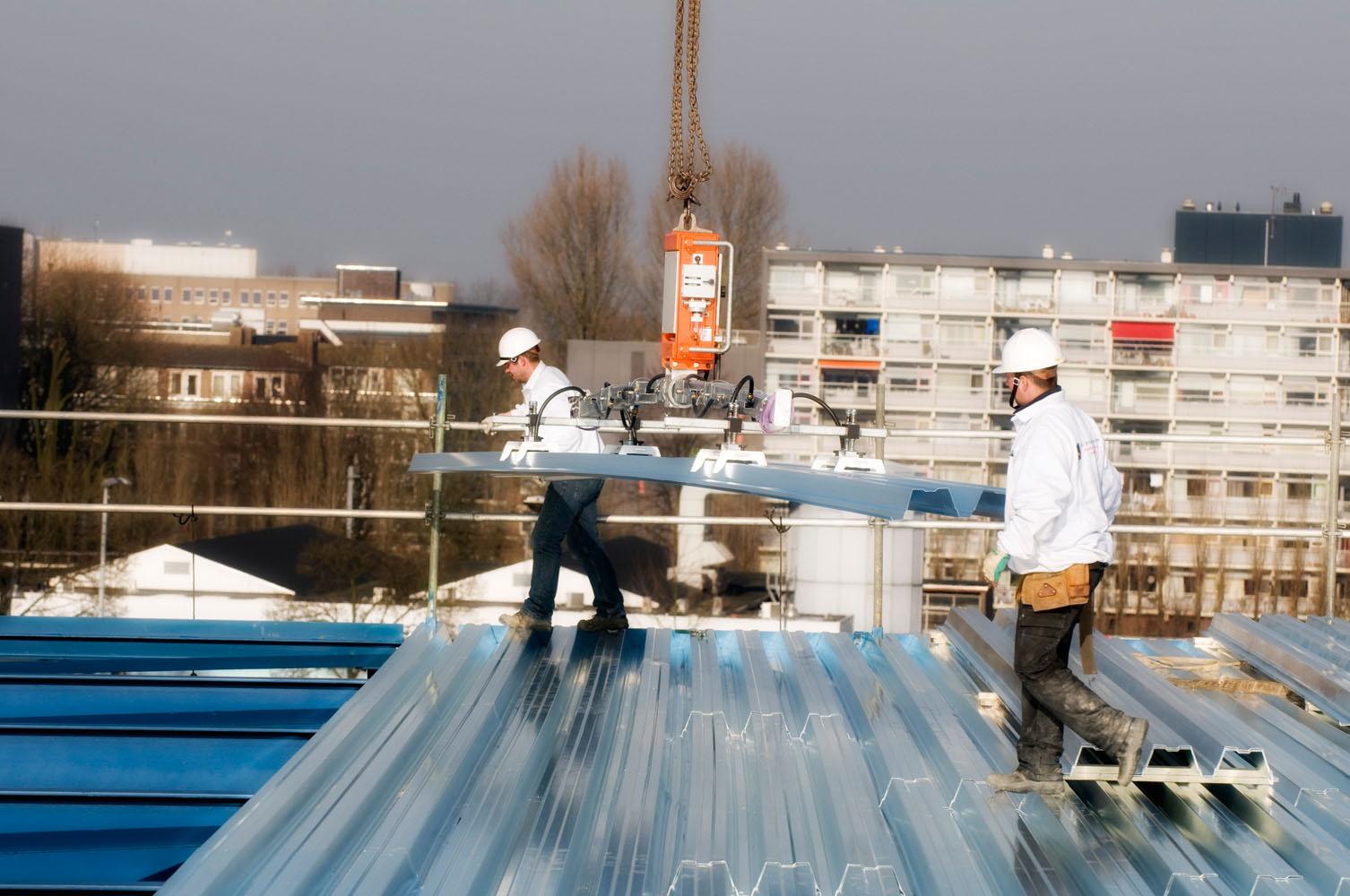 Niestadt-fotografie-Schoonhoven-JG-Systeembouw-dak-beplating-gorinchem-2