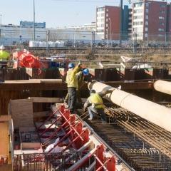 Niestadt-fotografie-Schoonhoven-IDB-groep-bouw-spoorlijn-station-Delft-4